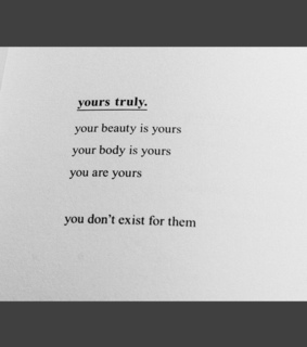 poetry, don't and phrases