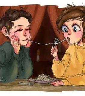 Harry Styles, larry stylinson and fan art