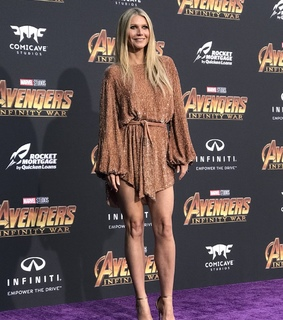 premiere, Avengers and gwyneth paltrow