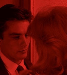 relationships, lust and red