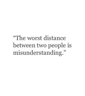 quote, life and distance