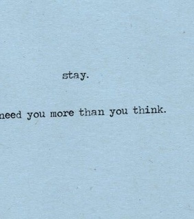 quotes, i need you and more thank u think