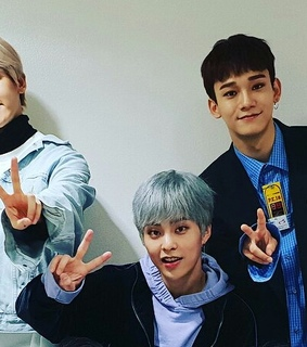 chenbaekxi, Chen and exo