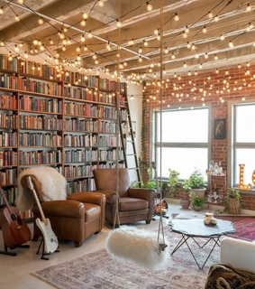 comfy, cozy reading and book and coffee