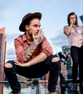 liam payne, one direction and Harry Styles