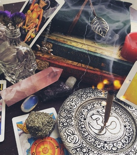 photography, magick and books