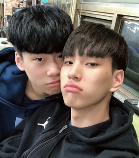 jo eunho, asian gay and lim sungjin