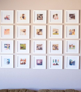 tips, diy and picture frames
