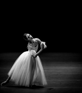 black and white, ballerina and ballet