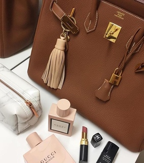 makeup, perfumes and luxury