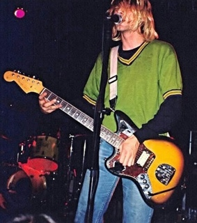 nirvana, kurt cobain and music