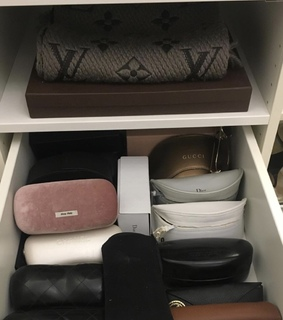 Louis Vuitton, collection and wardrobe