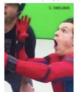 actor, phone and spiderman homecoming