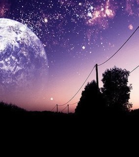 awesome, galaxy and sky