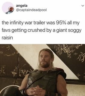 Marvel, funny and infinity war