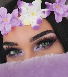 green eyes, lovely and aesthetic