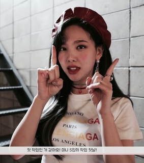 red aesthetic, nayeon theme and twice