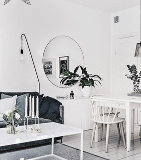 room, decoration and place