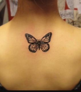 Dream, wings and tattoo