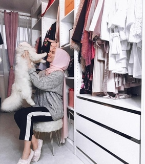 fashion, cat and smile