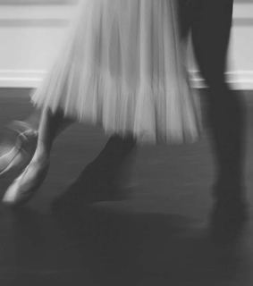 ballet, moment and beauty