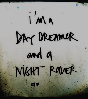 music, night and dreamer