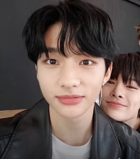Chan, lee know and stray kids