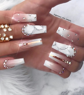 nailart, style and nails