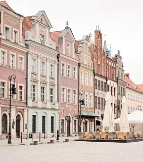 poznan, travel and Dream