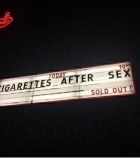 cigarettes, after and cinema