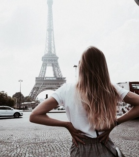 blonde, paris and france