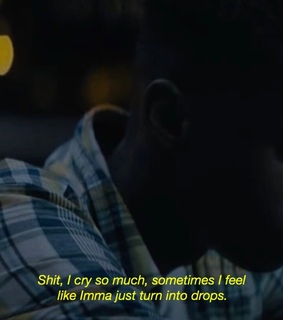 crying, quote and movie