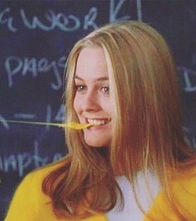cher horowitz, alicia silverstone and movie