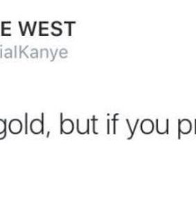 quotes, twitter and kanye west