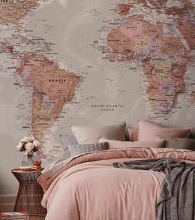 world, bed and ocean