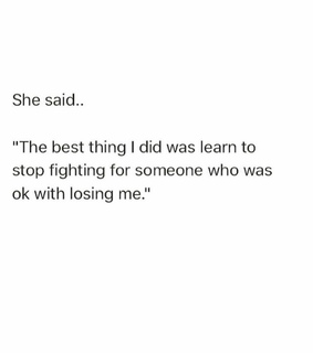 fight, be yourself and quotes