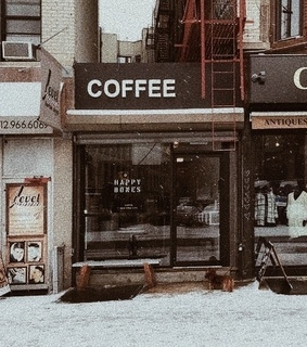 shop, coffe and aesthetics