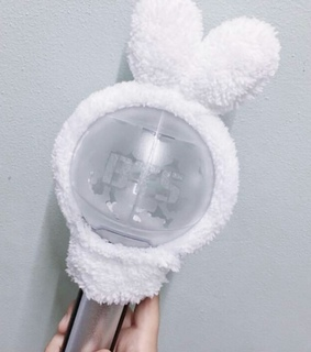 lightstick cover, army bomb and lighstick