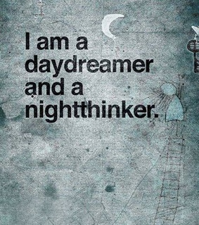 dreamer, night and thinker