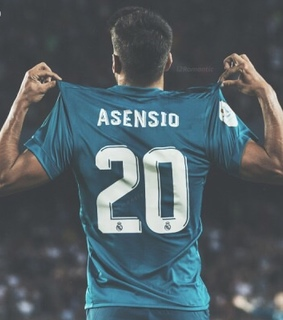 asensio, football and real madrid