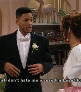 gurl, will smith and fresh prince