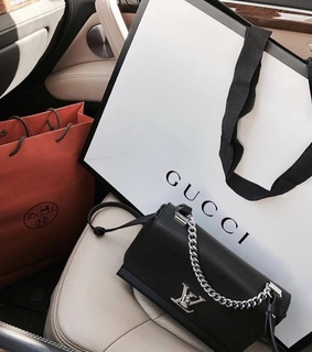 gucci, luxury and Louis Vuitton