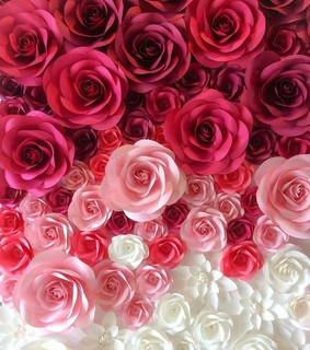 pretty, rose and florals