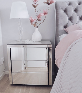 decoration, interior and bed