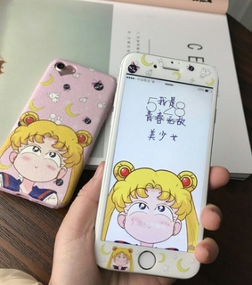 kawaii, aesthetic and phone case