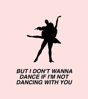 text, quotes and dance