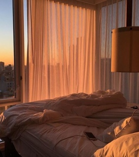 aesthetic, dawn and city