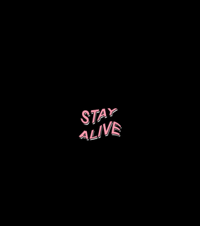 alive, pink and wallpaper