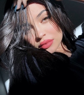 kylie jenner and repost