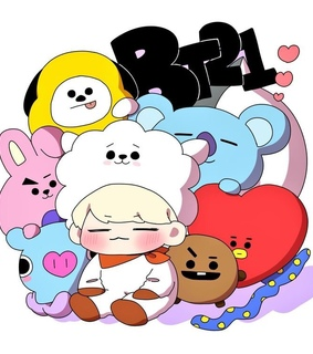 mang, tata and shooky